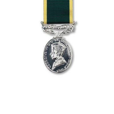 TA Efficiency GVIR Miniature Medal Loose