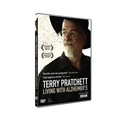 Terry Pratchett: Living With Alzheimers DVD