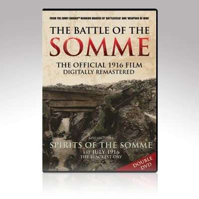 The Battle Of The Somme/Spirit Of The Somme Double DVD