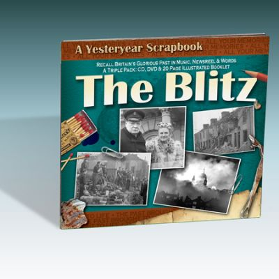 THE BLITZ SCRAPBOOK