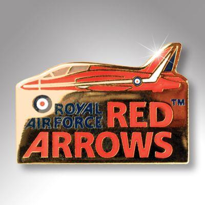 Red Arrows Core Lapel Badge