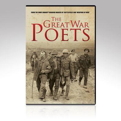 The Great War Poets DVD