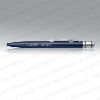 Kalyan Collection Ballpoint Pen - Blue Finish