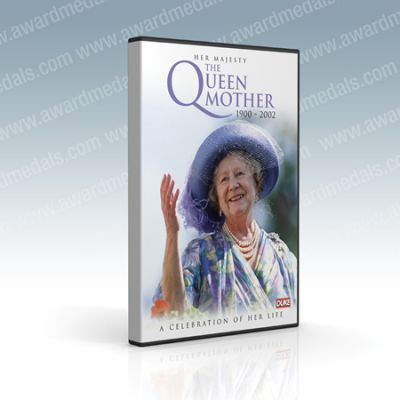Her Majesty - The Queen Mother 1900-2002 DVD