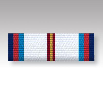 Victory & Peace 75th Anniversary Full Size Ribbon Bar