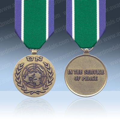 UN Congo (ONUC 2) Full Size Medal Loose