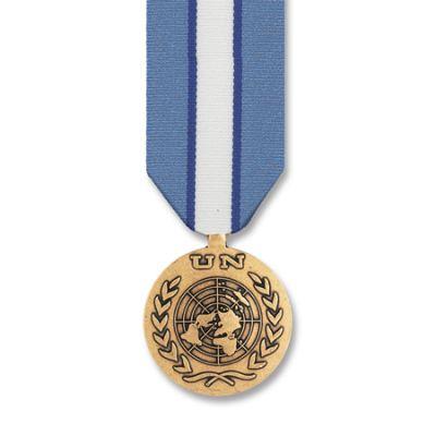 UN Cyprus (UNFICYP) Miniature Medal Loose