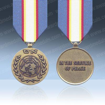 UN East Timor UNAMET Full Size Medal Loose