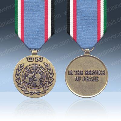 UN Iran & Iraq UNIIMOG Medal