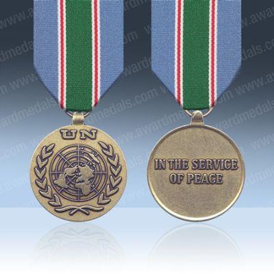 UN Lebanon (UNFIL) Full Size Medal Loose