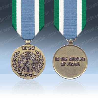 UN Mozambique (ONUMOZ) Full Size Medal Loose
