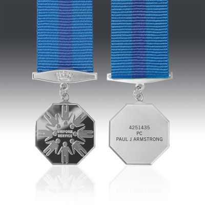 Uniformed Service Miniature Medal