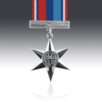 Veterans Star Full Size Medal