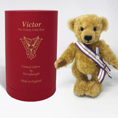 Victor The Victory Teddy Bear
