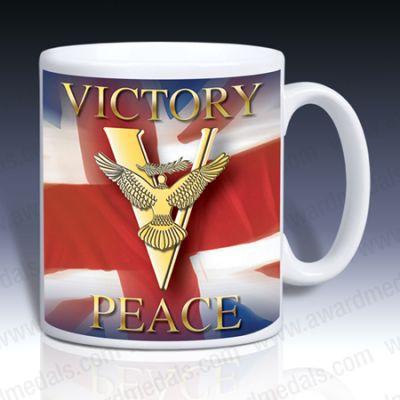 Victory & Peace Mug