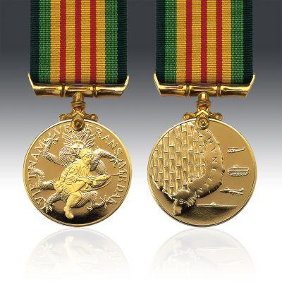Vietnam Veterans Full Size Medal