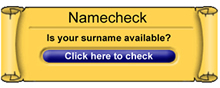 Family Crest Name Check